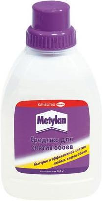 Метилан средство для снятия обоев для всех видов обоев (500 мл)