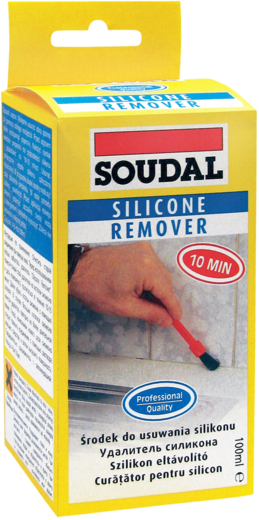 Soudal Silicon Remover удалитель силикона