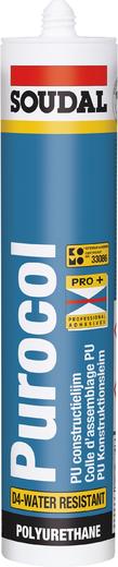 Soudal Puroсol конструкционный клей (310 мл)