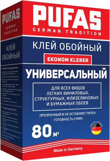 Пуфас Ekonom Kleber обойный универсальный клей (500 г)