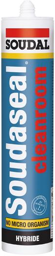 Soudal Soudaseal Cleanroom гибридный клей-герметик