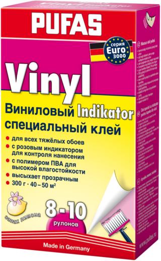 Пуфас Vinyl Indikator виниловый специальный клей (300 г)