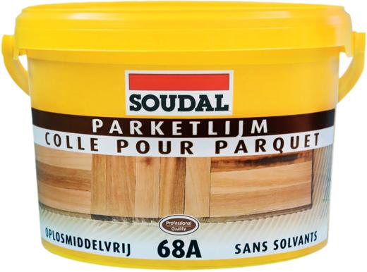 Soudal 68А Parketlijm Colle Pour Parquet клей для паркета (5 кг)