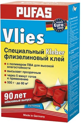 Пуфас Vlies Kleber специальный флизелиновый клей (200 г)