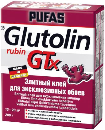 Glutolin gtx rubin элитный для эксклюзивных обоев 200 г