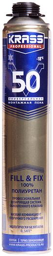 Krass V50 монтажная пена универсальная