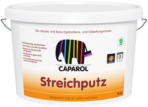 Caparol Streichputz матовая наполняющая дисперсионная пластичная масса (16 кг)