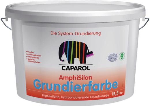 Caparol AmphiSilan Grundierfarbe специальное грунтовочное средство (12.5 л) белое