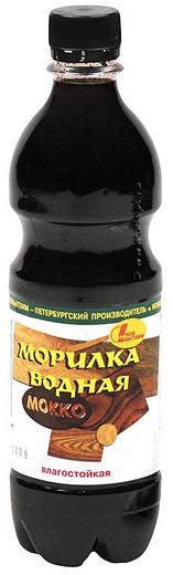 Новбытхим морилка водная влагостойкая (500 мл) дуб