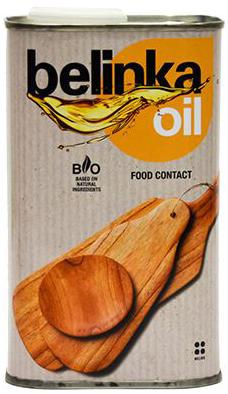 Белинка Oil Food Contact масло для древесины соприкасающейся с продуктами питания