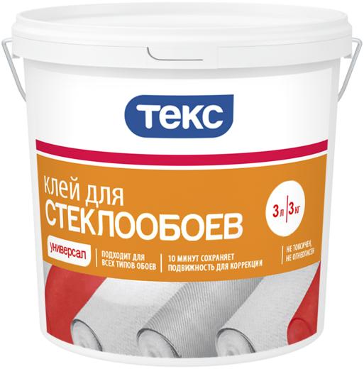 Текс Универсал клей для стеклообоев (10 л)