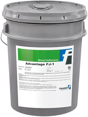 Titebond Franklin International Advantage FJ-1 клей профессиональный однокомпонентный (18.9 л)