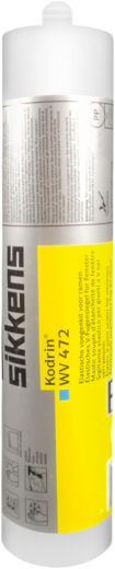 Sikkens Wood Coatings Kodrin WV 472 эластичный герметик для защиты V-образных соединений (320 мл) бесцветный