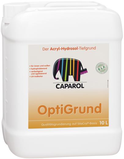 Caparol OptiGrund E.L.F. специальное грунтовочное средство базирующееся на SilaCryl (10 л)