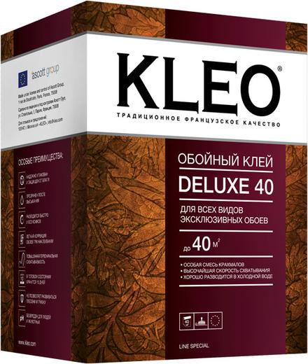 Kleo Deluxe 40 обойный клей (430 г)
