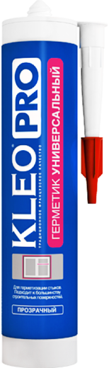 Kleo Pro герметик универсальный (280 мл) белый