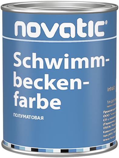 Feidal Novatic Schwimmbeckenfarbe краска для бассейнов