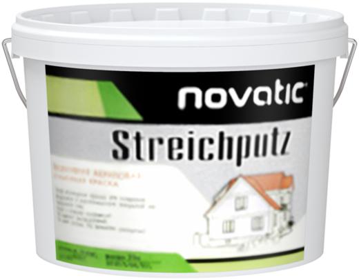 Feidal Novatic Streichputz декоративная акриловая штукатурная краска (25 кг) морозостойкая