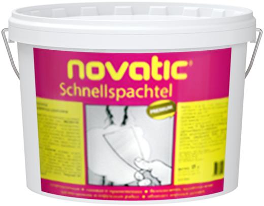 Feidal Novatic Schnellspachtel универсальная акриловая готовая шпатлевка (1.5 кг)