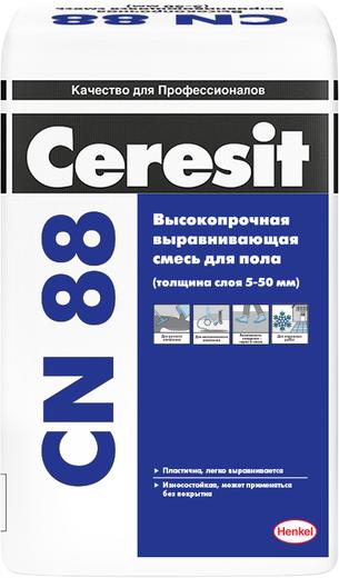 Cn 88 выравнивающая высокопрочная 25 кг