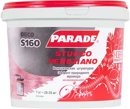 Parade S160 Stucco Veneziano венецианская штукатурка