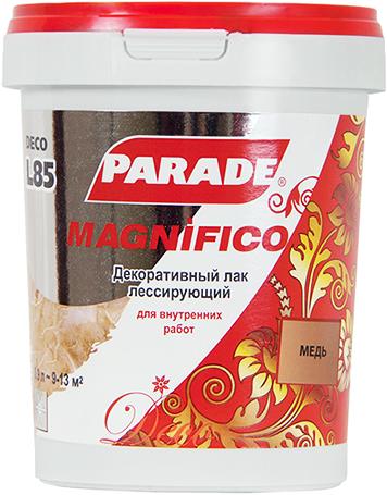 Parade L85 Magnifico декоративный лак лессирующий