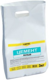 Артель цемент белый портландцемент (5 кг)