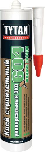 Титан Professional 604 клей строительный универсальный эко жидкие гвозди (440 г)