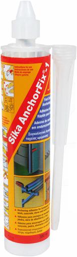 Sika Anchorfix-1 быстротвердеющий анкеровочный состав (300 мл)