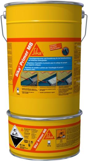 Sika Primer MB грунтовочный и влагоизоляционный материал (10 кг)