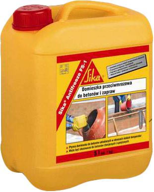 Sika Antifreeze FS-1 противоморозная добавка (1 л)