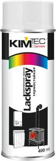 Ким-Тек Lackspray аэрозольная краска термостойкая спрей