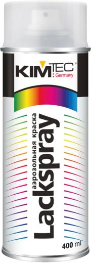 Лак-спрей аэрозольная краска Ким-Тек Lackspray 400 мл