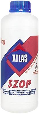 Атлас Szop концентрированное средство для удаления цементных и известковых загрязнений