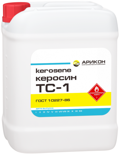 Арикон ТС-1 керосин топливо самолетное (500 мл)