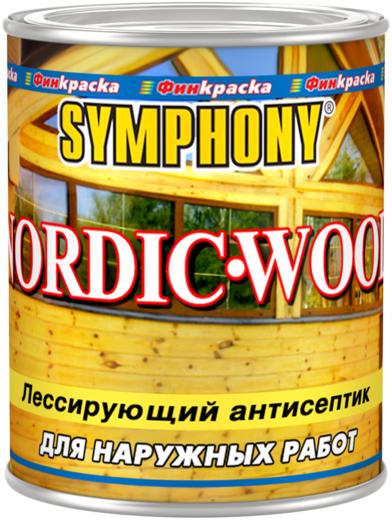Nordic-wood лессирующий 1 л