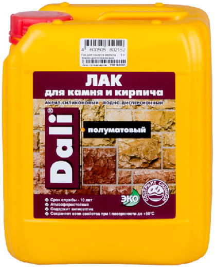Dali лак акрил-силиконовый водно-дисперсионный (1 л)
