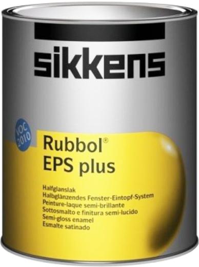 Sikkens Wood Coatings Rubbol EPS Plus непрозрачное покрытие-грунт на растворителях