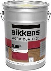 Sikkens Wood Coatings Cetol WF 758 водорастворимое прозрачное промежуточное и финишное покрытие