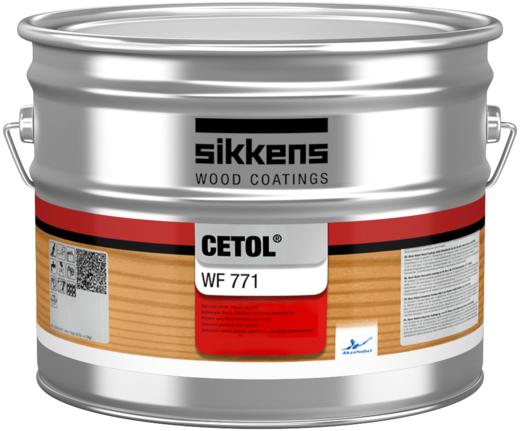 Sikkens Wood Coatings Cetol WF 771 водорастворимое прозрачное грунтующее промежуточное и финишное покрытие