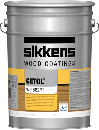 Sikkens Wood Coatings Cetol WP 562 BPD водорастворимая прозрачная грунтовка (10 л база TC)