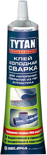 Титан Professional клей холодная сварка для напольных покрытий из ПВХ и пластика