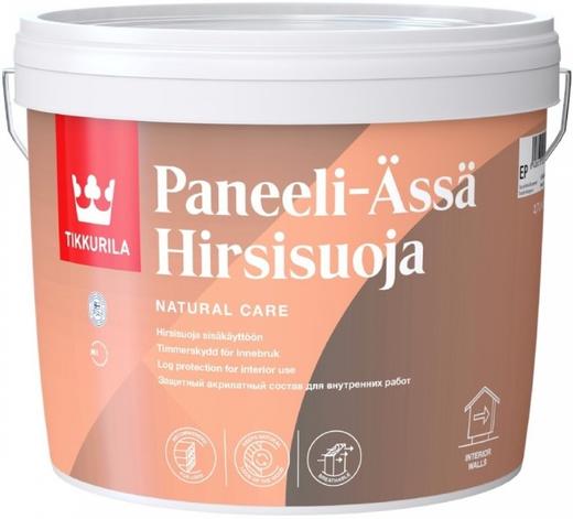 Тиккурила Панели-Ясся защитный состав для внутренних помещений полуматовый