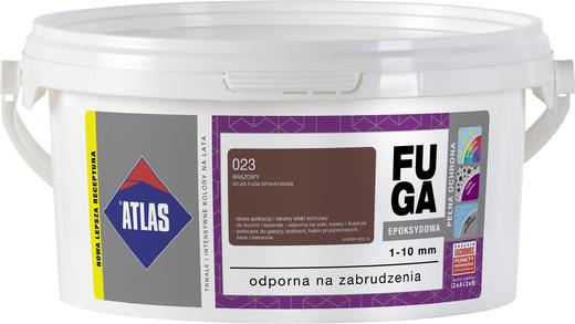 Атлас Fuga Epoksydowa эпоксидная масса для затирки швов (2 кг) №019 светло-бежевая