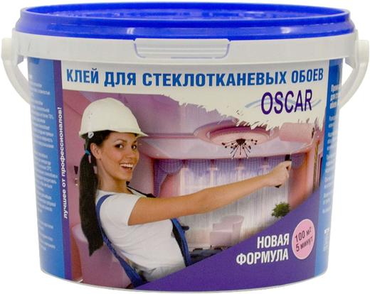 Оскар клей для стеклотканевых обоев (400 г ведро)