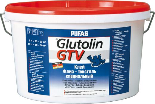 Glutolin gtv флиз-текстиль специальный 5 л