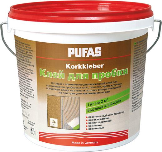 Пуфас Kork-Kleber клей для пробковых покрытий