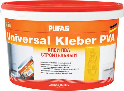 Пуфас ПВА Universal Kleber PVA клей ПВА строительный