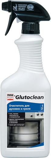 Пуфас Glutoclean Backofen und Grill Reiniger очиститель для духовок и гриля (750 мл)