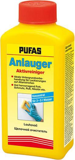 Пуфас Anlauger Aktivreiniger щелочной очиститель жидкая наждачка концентрат (250 мл)